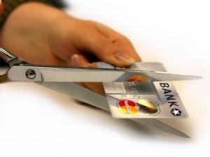 Долг по кредитной карте