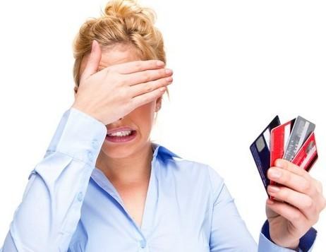 долги по кредитке