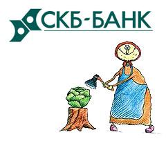 кредитная карта скб банка