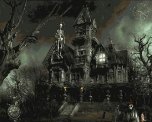 бизнес - отель с привидениями