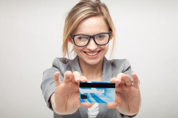 Кредитная карта использование
